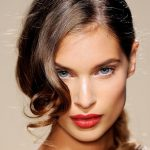 New Year Stylish Hair Style 2014 For Teen Girls
