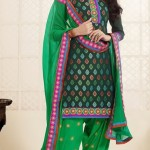 Thread Party Fashion Salwar Suits Design 2014 For Girls (2)