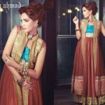 Zahra Ahmad Ottoman Latest Winter Collection 2014 for Ladies