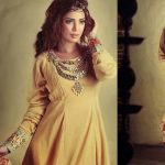 Zahra Ahmad Ottoman Latest Winter Collection 2014 for Ladies (2)