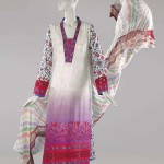 Al Karam summer Lawn dress vol 2 For Women (2)