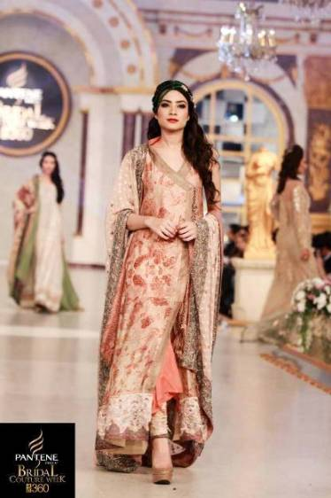 Elegant New Pakistani Bridal Wear Dress Designs By Ayesha Somaya (2)