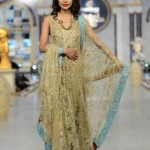 Ayesha Somaya Pakistani Bridal Wear Dress Designs 2014 for Women