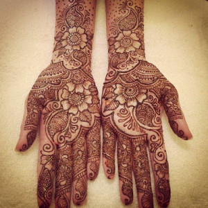 Best Arabic Mehndi Designs 2014-2015 For Women (4)