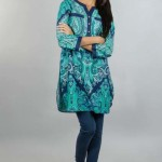 Khaadi Pret Wear Dresses Collection 2014 For Spring Summer (1)