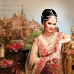 Latest Bridal Hairstyle 2014 For Pakistani & Indian Women (4)