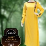 Moods & Shades Smart Casual Dresses Collection 2014 For Girls (6)