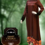 Moods & Shades Smart Casual Dresses Collection 2014 For Girls (7)