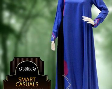 Moods & Shades Smart Casual Dresses Collection 2014 For Girls (5)