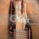 Motifz Exclusive Summer Spring Women wear dresses 2014 for Party Festives (4)