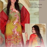 Dawood Zam Zam Lawn Print 2014 Vol-1 For Ladies (1)