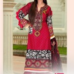 Zam Zam Chiffon Exclusive Lawn Dresses Collection 2014 for Women (4)