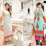 Amna Ismail Lawn collection