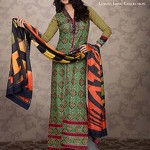 Luxury Lawn for women by Asim Jofa Collection 204