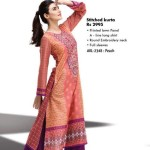Beautiful Alkaram collection for girls and women 2014