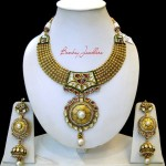 bombay gold necklace 2014