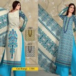 Gul Rangi Lawn Collection 2014 by Al Hamra Textile Faisalabad 2014