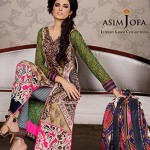 Asim Jofa Collection summer 2014