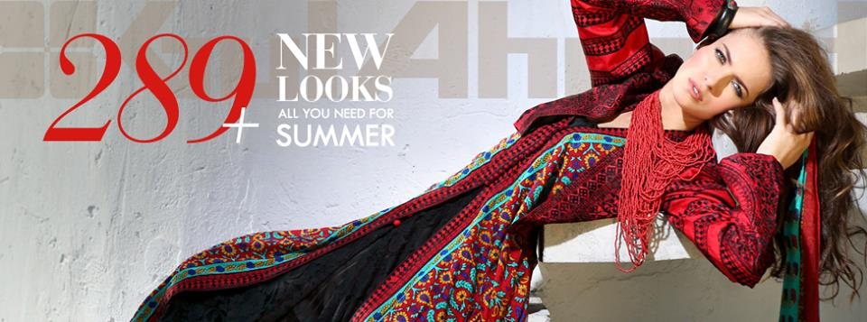 Gul Ahmad Latest Collection 2014 Volume 2