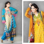 Sitara Mill jhimil lawn collection 2014