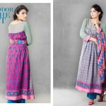 sitara collection 2014 Jhimil lawn for ladies