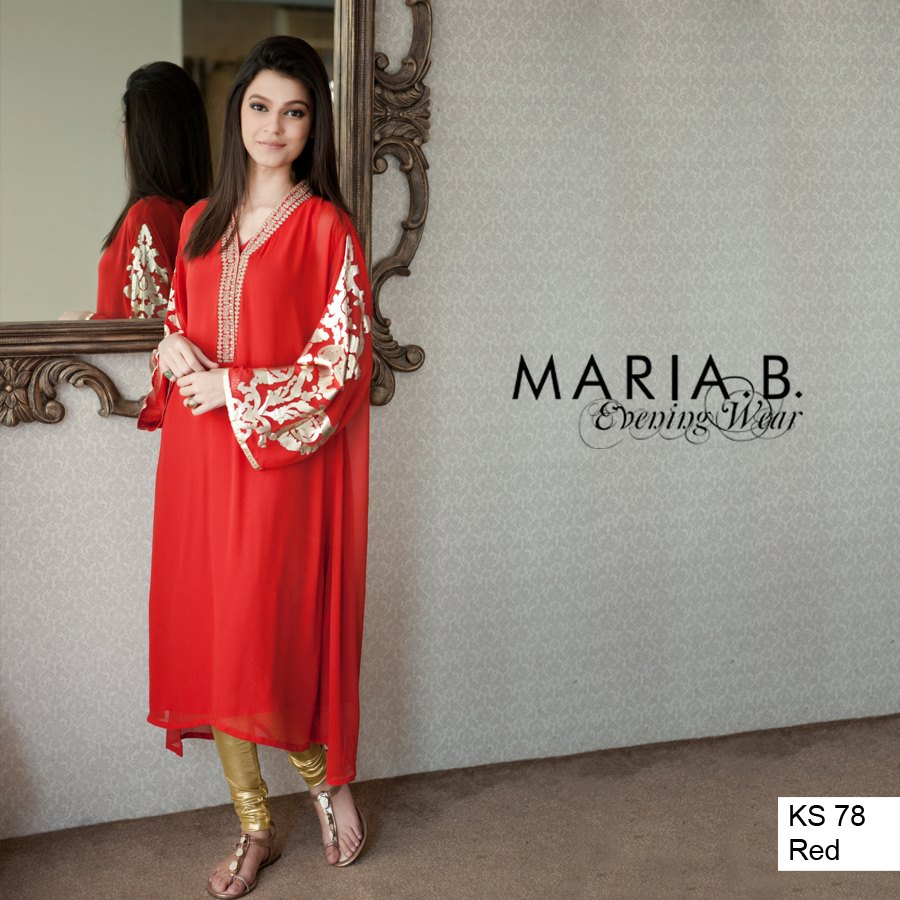 Maria B collection 2014 for women