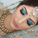 Nihida Hassan Master Piece for Bridal fashion