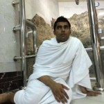 Umer Akmal in Saudia for performing Umrah