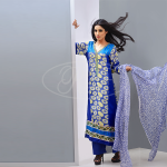 Elegant lawn collection 2014 for women