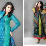 Jhimil lawn dresses by sitara textiles 2014