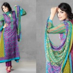 Latest Sitara Jhimil lawn stock 2014 for all women