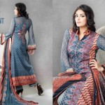 Sitara Textiles faisalabad lawn collection 2014 for women