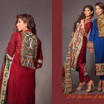 Women Lawn collection 2014 by jubilee mills