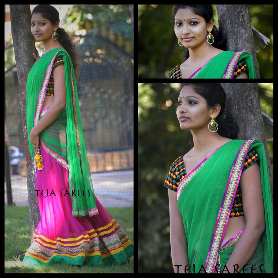 Teja Beautiful Sarees