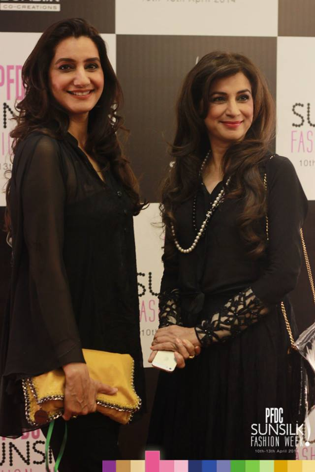 sunsilk fashion week 2014