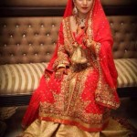 Zaheer Abbas Bridal Collection for Women 2014