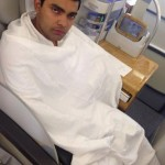 Umer Akmal pakistani star go for Umrah