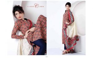 Five lawn 2014 for women