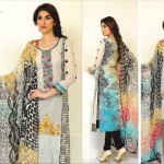 Latest lawn designs 2014 for women