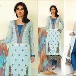 Latest and embroidered lawn 2014 for women