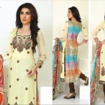 Embroidered lawn dresses 2014