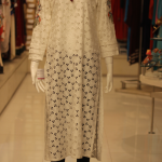 Latest embroidered lawn 2014 by najia malik