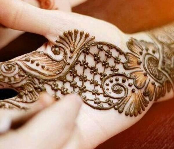New Simple Arabic Mehndi Designs of 2020 for Weddings    Mehndi Design