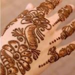 mehandi design for Eid