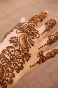 mehandi design for Eid