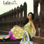 Lala's New Party Wear Embroidered Suits 2015-14 for women (2)