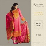 Kayseria Latest Eid Ul Azha Pret dresses Collection 2014 for women (1)