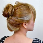 simple hair style for girls