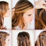 , Long and beautiful hair style for girls, beautiful hair style for girls, different hair style for girls,