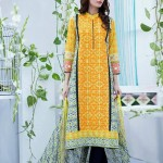 Amna Ismail Embroidered Lawn Collection 2016
